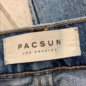 PacSun Jeans - 👖PACSUN Jeans with Black Stripes👖